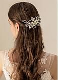 In Stock Delicate Alloy Wedding Hair Ornaments